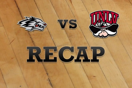 New Mexico vs. UNLV: Recap, Stats, and Box Score