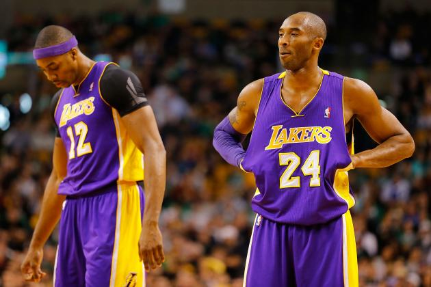 Dwight Howard's Dad Is Right About One Thing: Kobe Bryant, D12 Should 'Be Quiet'