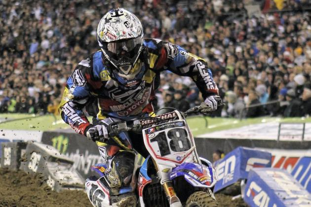 Davi Millsaps Tightens Grip on Monster Energy Supercross Lead with San Diego Win