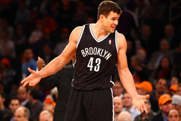 Kris Humphries: Brooklyn Nets Forward Would Be Perfect Fit for Charlotte Bobcats