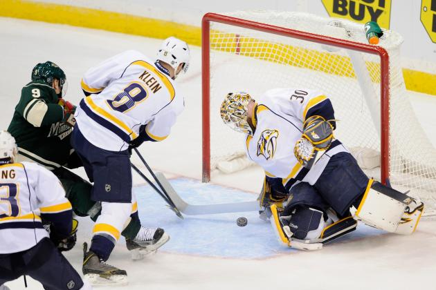 Nashville Predators: Defense Working in Spite of Itself
