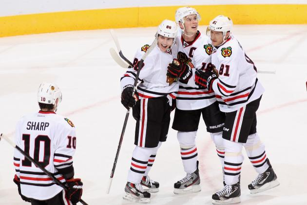 Blackhawks' Heavy Road Schedule Beneficial to Team Chemistry