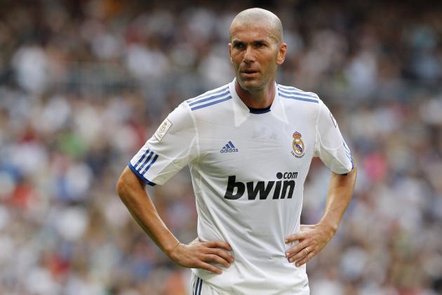 Sir Alex Ferguson: Cristiano Ronaldo Better Than Zinedine Zidane