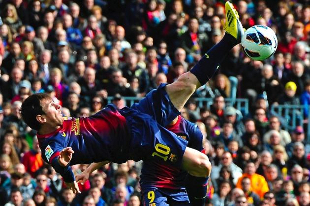 Barcelona vs. Getafe: Score, Highlights and Grades