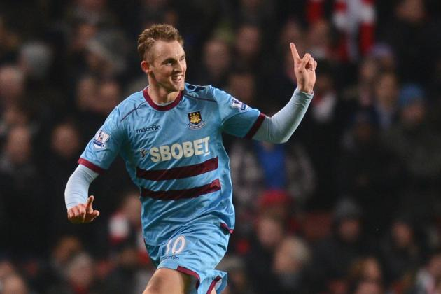 Jack Collison Says He Cannot Imagine Playing Anywhere but West Ham