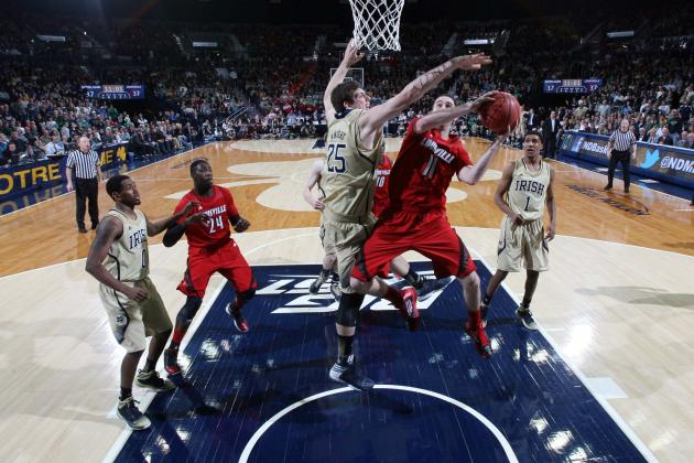 Notre Dame Men's Basketball: Irish on Top in the Mornin'