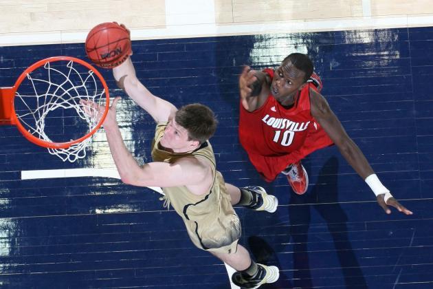 Notre Dame Beats Louisville in 5 OTs
