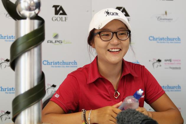 Ko Becomes Youngest Winner of Women's European Tour Event