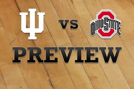 Indiana vs. Ohio State: Full Game Preview
