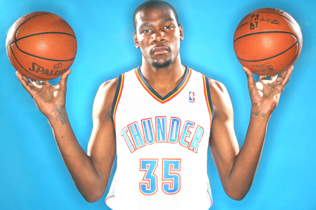 Breaking Down Kevin Durant's Historic MVP Pace