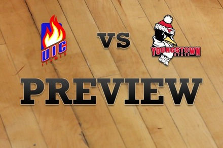 Illinois-Chicago vs. Youngstown State: Full Game Preview