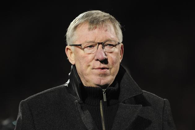 Sir Alex Ferguson Challenges Manchester United Strikers to Hit 25 Goals Each