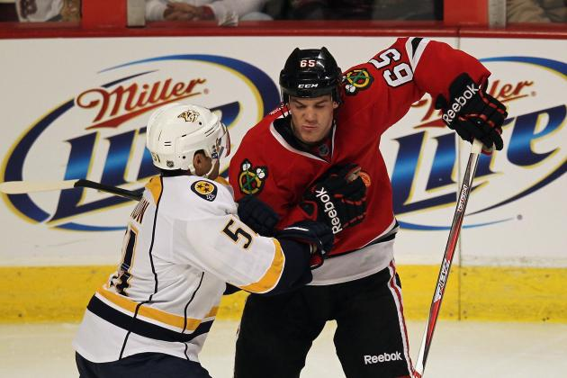 Chicago Blackhawks: Time to Get Greedy vs. Predators to Close Road Trip