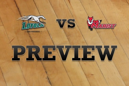 Loyola (MD) vs. Marist: Full Game Preview