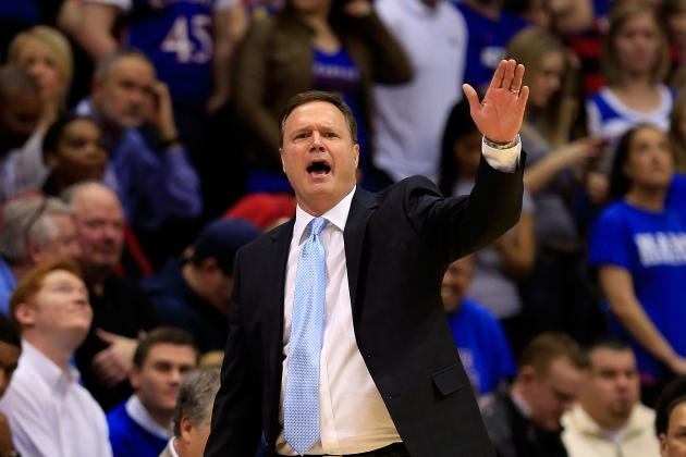 John E. Hoover: Bill Self Is Not Giving Up on His Kansas Team