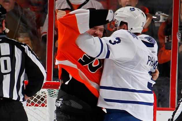 Flyers vs. Maple Leafs: Start Time, Live Stream, TV Info, Preview and More