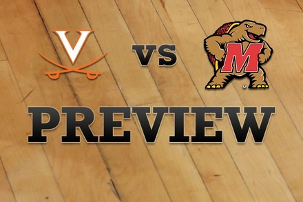Virginia vs. Maryland: Full Game Preview