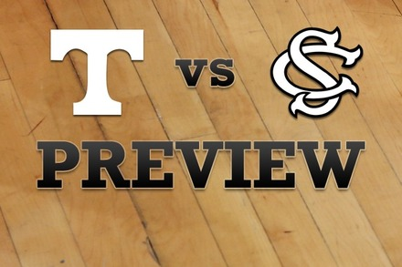 Tennessee vs. South Carolina: Full Game Preview