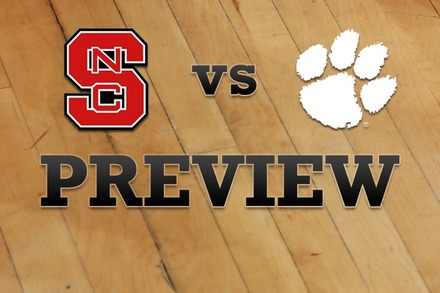 NC State vs. Clemson: Full Game Preview
