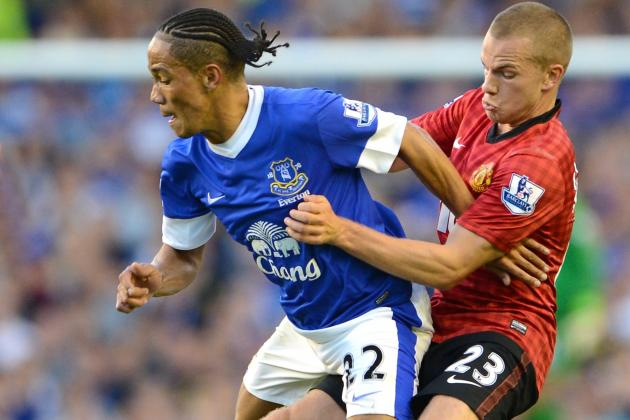 Manchester United vs. Everton: Premier League Live Score, Highlights, Recap
