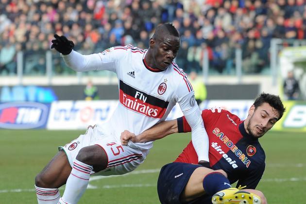 Match Report: Cagliari 1-1 AC Milan