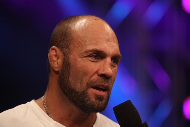 Randy Couture Willing to Address Issue of Cornering Son Ryan on UFC on Fuel Card