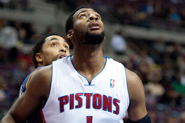 Pistons Push Drummond to Get Healthy