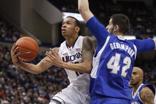 UConn Beats Seton Hall 78-67
