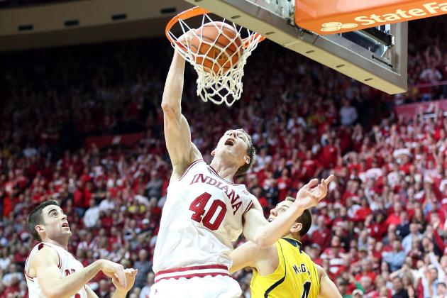 Indiana Rebounds with 81-68 Win over Ohio St.