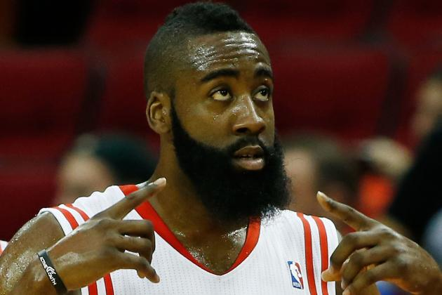 Rockets See Harden as All-Star Magnet