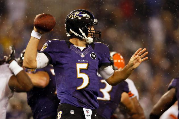 Teams Were Contemplating a Franchise-Tag Run at Flacco Before the Postseason