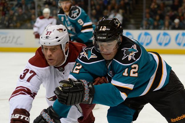 San Jose Sharks Lose to Phoenix Coyotes in Shootout
