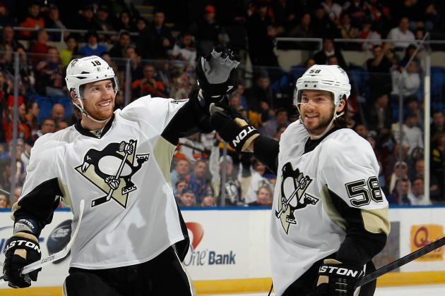 Penguins Put Letang on IR, Call Up 2011 First-Rounder Morrow