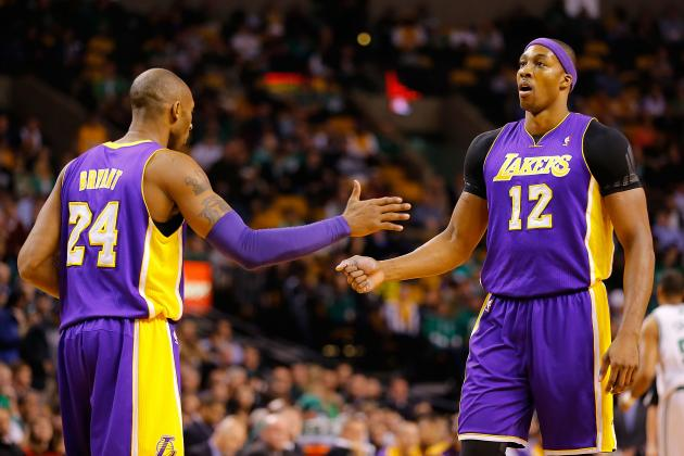 Dwight Howard Must Improve Relationship with Kobe Bryant to Get Lakers on Track