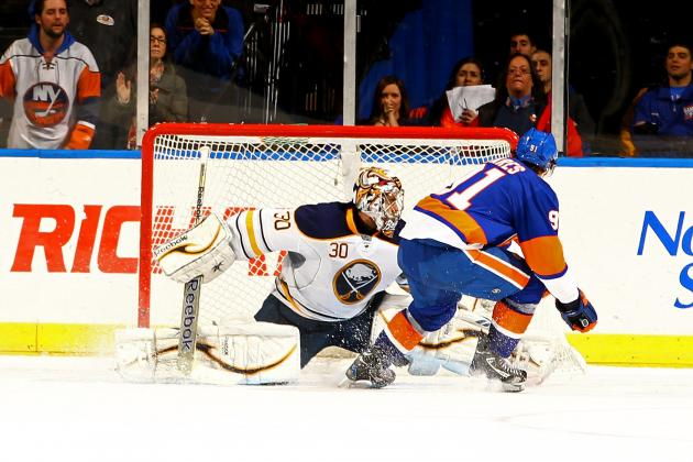 The Morning After: Observations from Islanders' Heartbreaking Loss to Sabres
