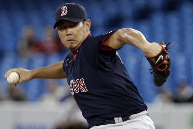 Indians Sign Daisuke Matsuzaka to Minor League Contract