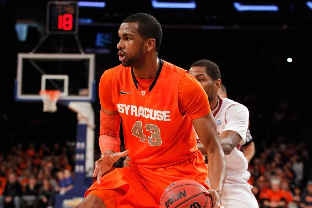 Report: James Southerland Likely to vs. St. John's After Eligibility Issue