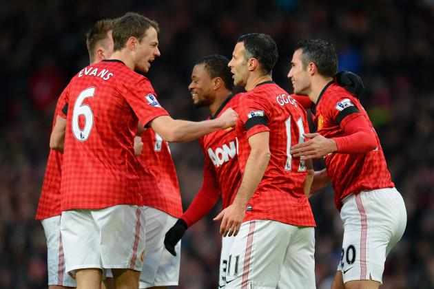 Manchester United vs. Everton: Score, Grades and Post-Match Reaction