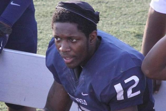 Report: Buckeyes Land 2014 4-Star Recruit