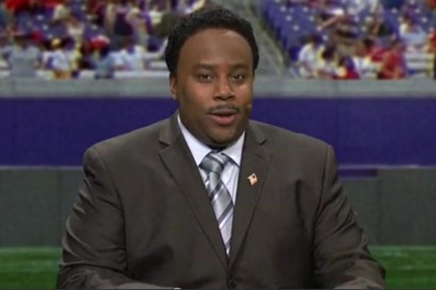 SNL Spoofs Super Bowl Blackout