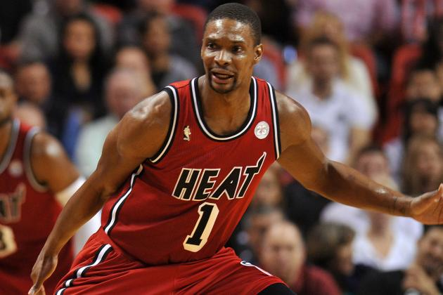 Bosh and Allen Will Play Today vs. Lakers