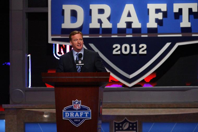 2013 NFL Draft: Raiders' Alternative to Trading Down