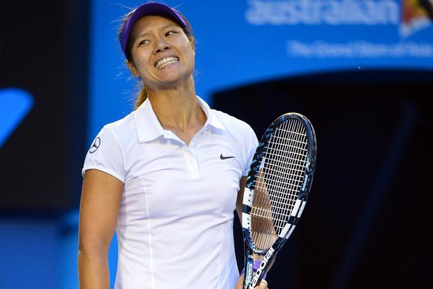 As Li Na Recovers from Injury Her Image Grows