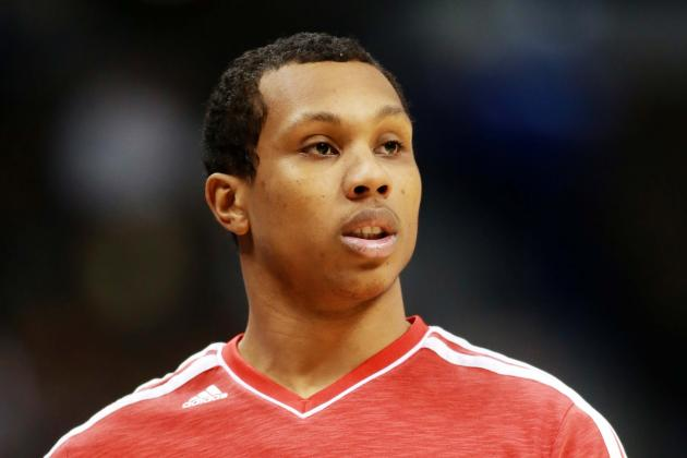 Rockets Demote Greg Smith to D-League