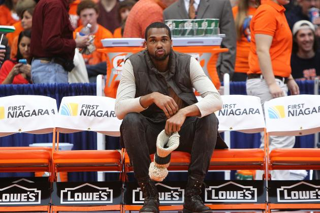 Southerland Will Rejoin Syracuse vs. St. John's