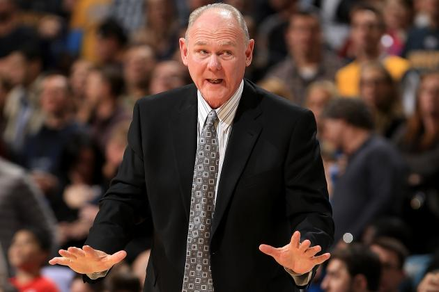The Time George Karl Decided to Float a Crazy Trade Rumor Just Because