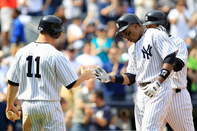 New York Yankees: Do Bombers Swap Brett Gardner, Curtis Granderson in Outfield?