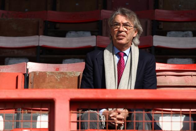 Moratti: 'A Thousand Reasons' for Crisis