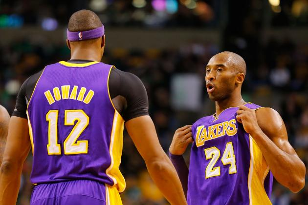 Los Angeles Lakers: Kobe Must Make Peace with Dwight Howard