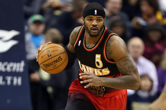Hawks' Smith Dismisses Trade Deadline Talk
